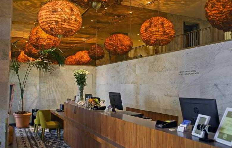 Best Western Plus Sthlm Bromma - Hotel - 28
