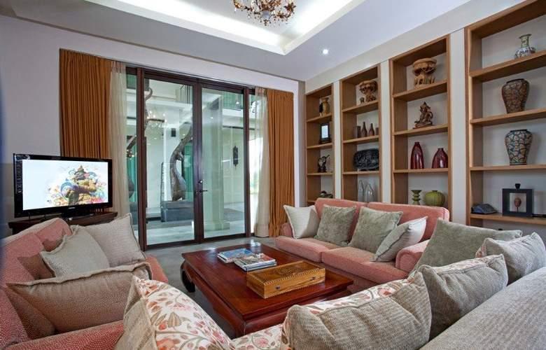 Manathai Villas Sylvia Pattaya - Room - 5