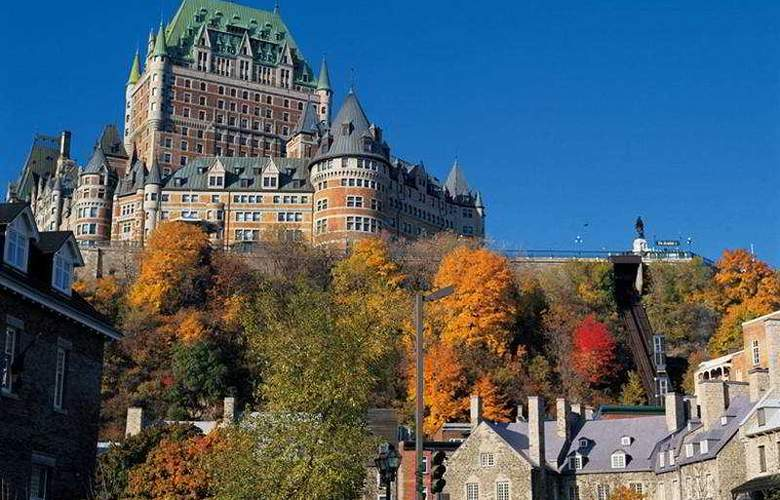 Fairmont Le Chateau Frontenac - General - 2