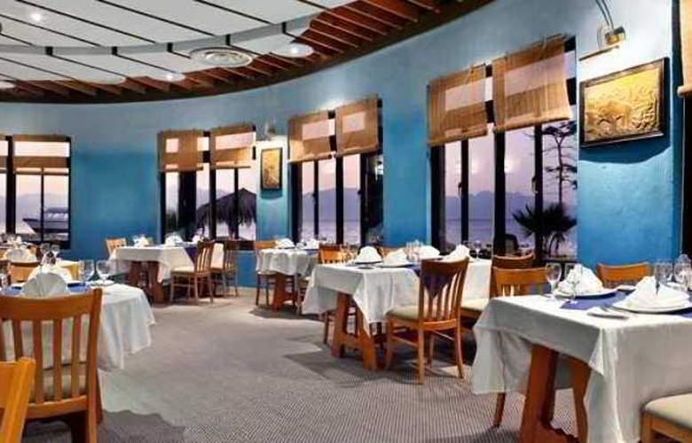 Hilton Nuweiba Coral Resort - Restaurant - 19