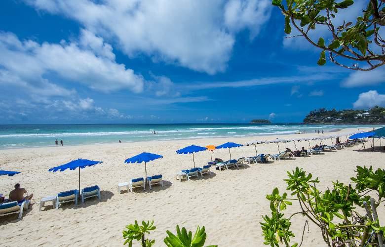 Katathani Phuket Beach Resort - Hotel - 11