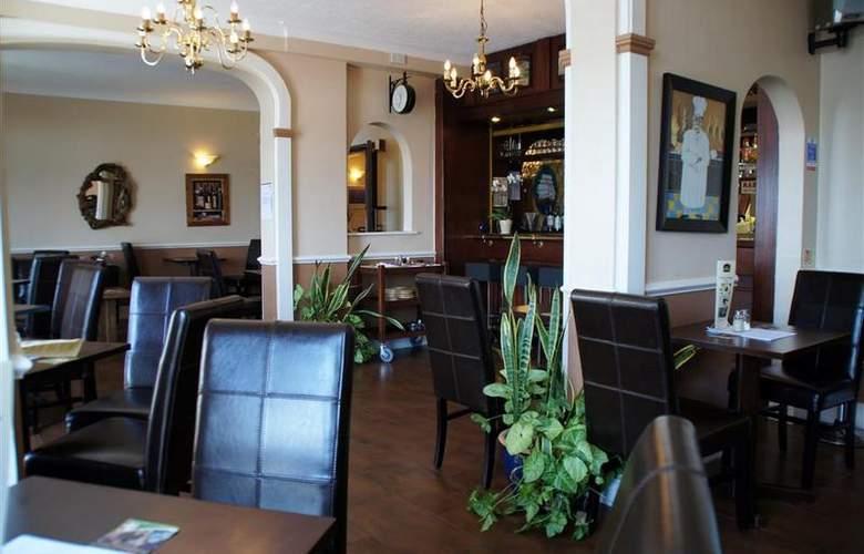 Best Western Princes Marine - Restaurant - 2
