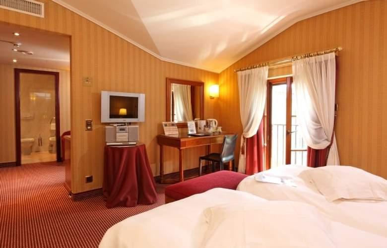 Hotel Lugano Dante Center - Room - 3