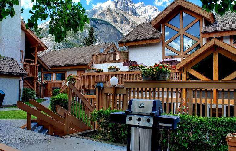 Banff Rocky Mountain Resort - Restaurant - 6