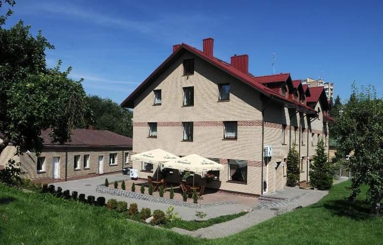 Amicus Hotel - Terrace - 20