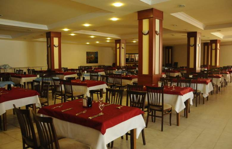 RAINBOW CASTLE HOTEL - Restaurant - 4