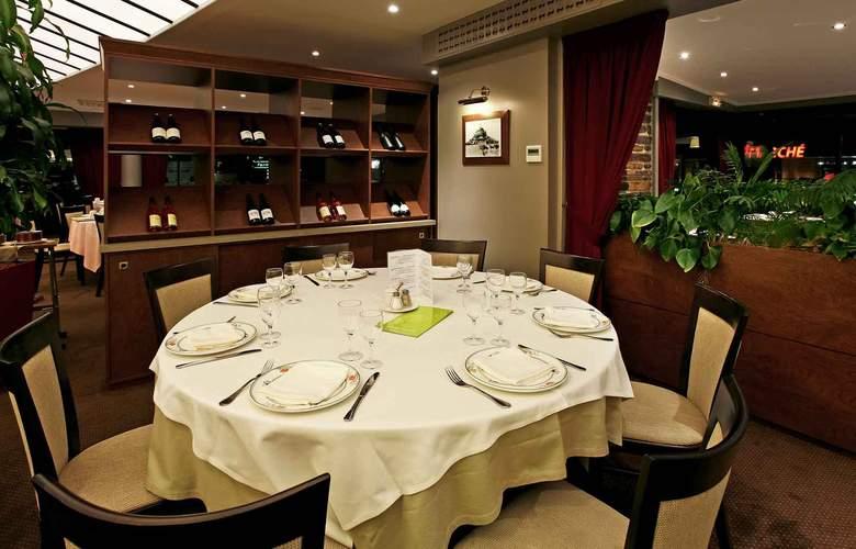 Mercure Mont St Michel - Restaurant - 12