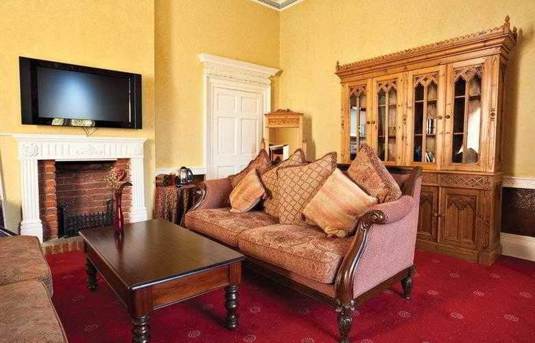 Best Western Walworth Castle Hotel - Hotel - 8