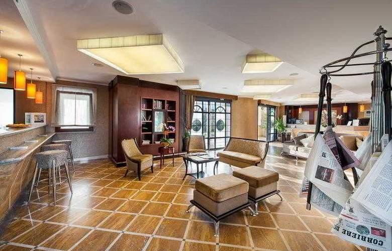 BEST WESTERN PREMIER Villa Fabiano Palace Hotel - Hotel - 36