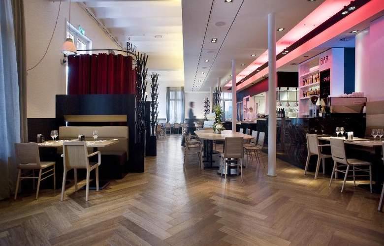 The Manor Amsterdam - Restaurant - 12