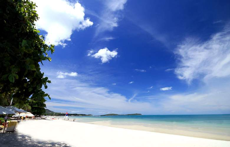 Centara Grand Beach Resort Samui - Beach - 3
