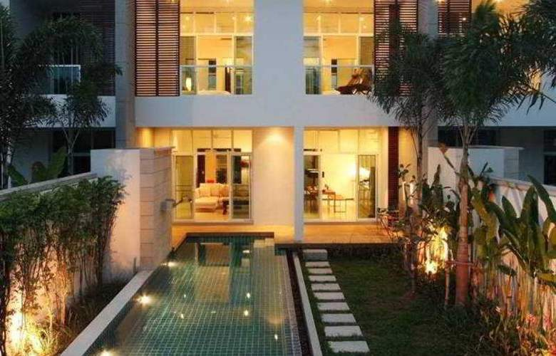 Two Villas Holiday Oxygen Style Nai Harn Beach - Hotel - 0
