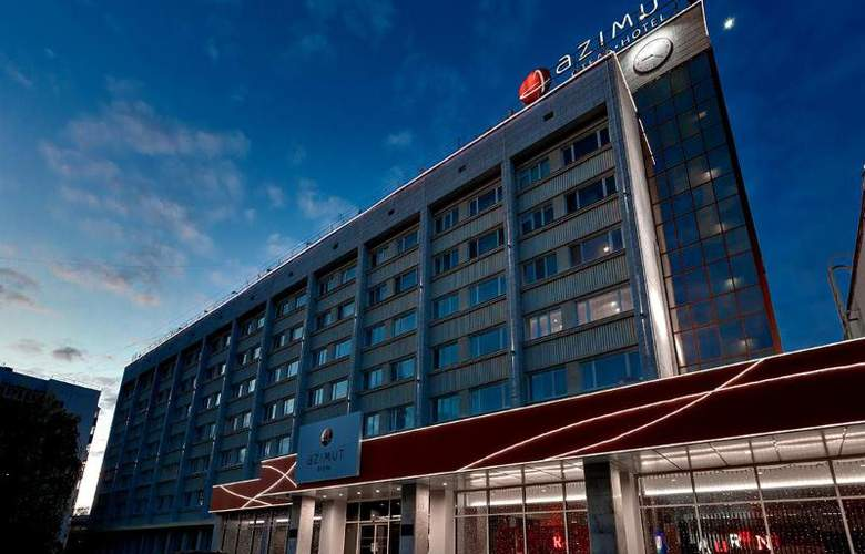 Azimut Ufa - Hotel - 0