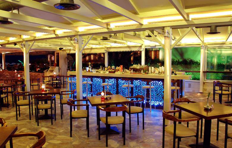 Odyssia Beach Hotel - Bar - 3