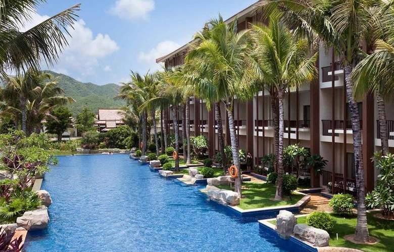 Pullman Yalong Bay Hotel & Resort - Hotel - 55