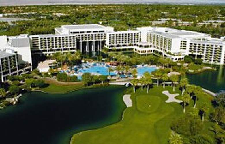 JW Marriott Desert Springs - Hotel - 0