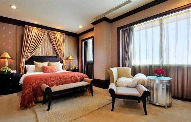 Sofitel Zhengzhou - Hotel - 26