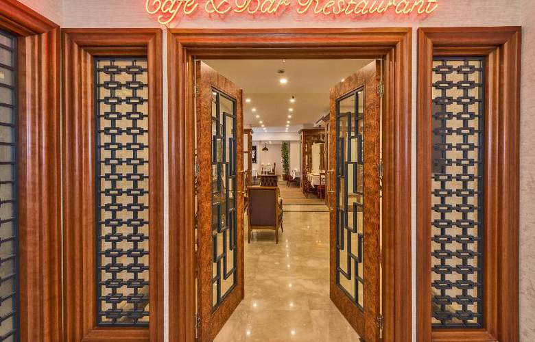 Glorious Hotel Istanbul - Restaurant - 21