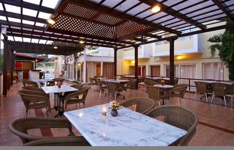 Hermes hotel - Terrace - 7