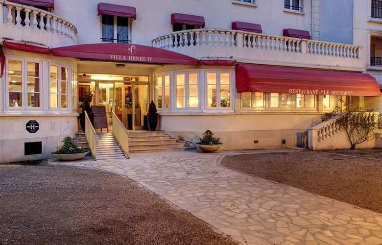 Best Western Villa Henri Iv - Hotel - 8
