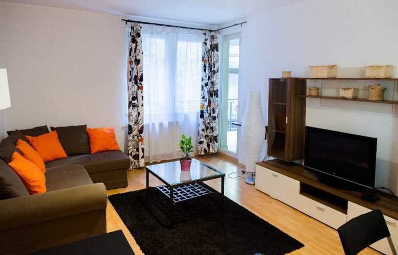 Nova Apartments - Room - 11