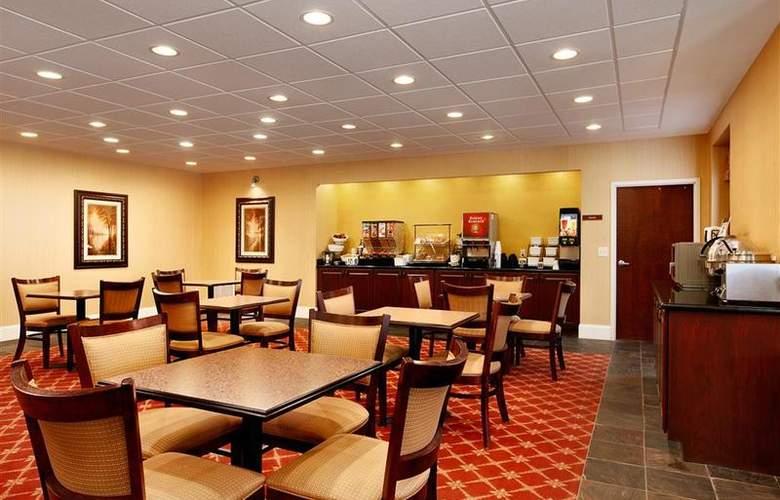 Best Western Plus Piedmont Inn & Suites - Restaurant - 64