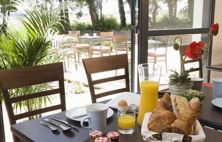 Escale Oceania Rennes Cap Malo - Restaurant - 5
