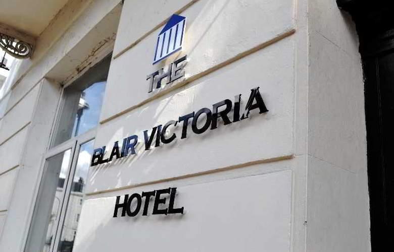 Blair Victoria & Tudor Inn - Hotel - 12