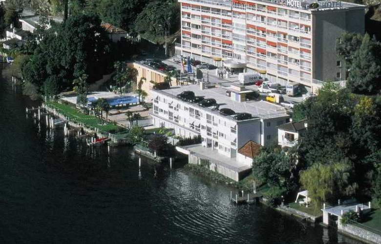Hotel Swiss Diamond Lugano - Hotel - 0