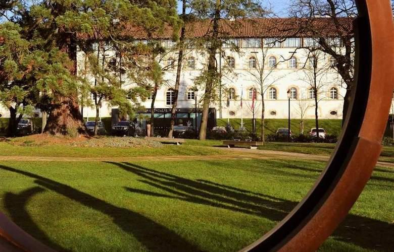 La Citadelle Metz - Hotel - 56