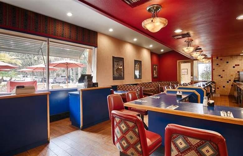 Best Western Seven Seas - Restaurant - 56