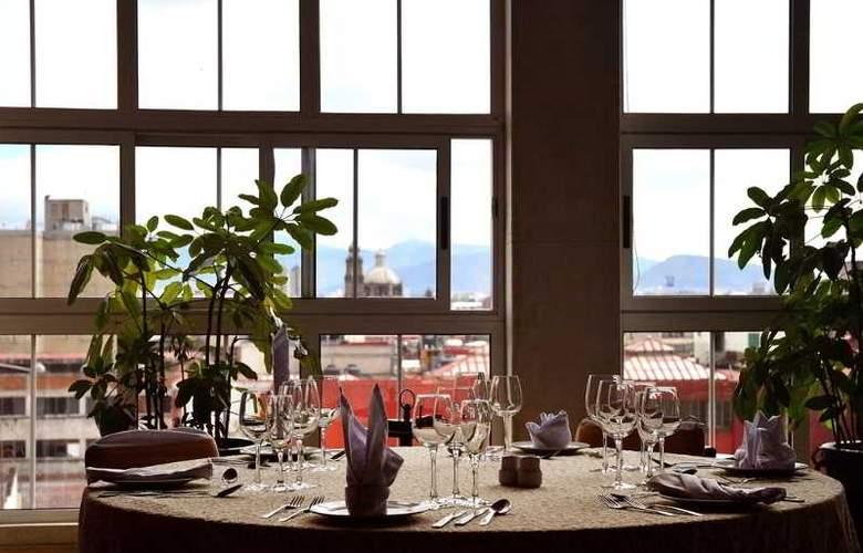 Zócalo Central Hotel - Restaurant - 7