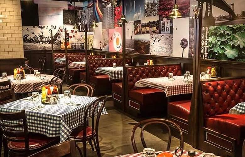 New York Marriott Downtown - Restaurant - 14
