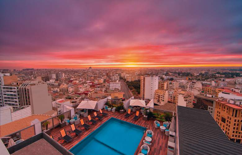 Mövenpick Casablanca - Hotel - 0
