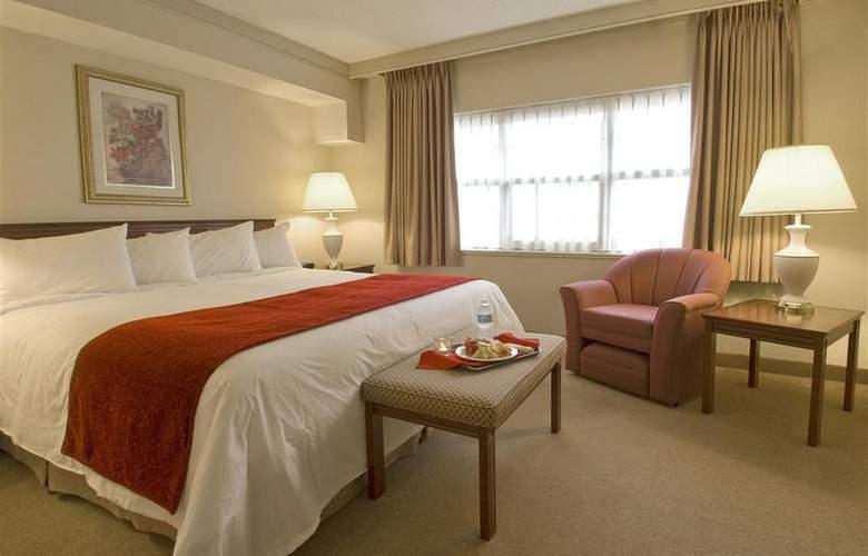 Best Western Brant Park Inn & Conference Centre - Room - 99