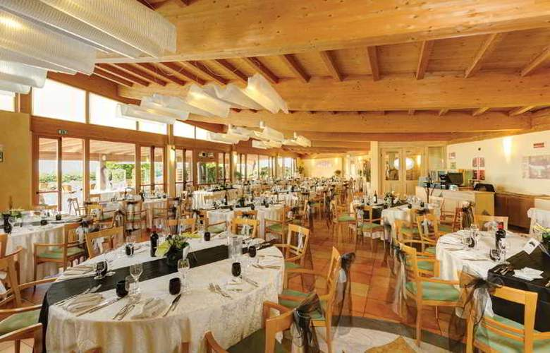 Active Hotel Paradiso & Golf - Restaurant - 2
