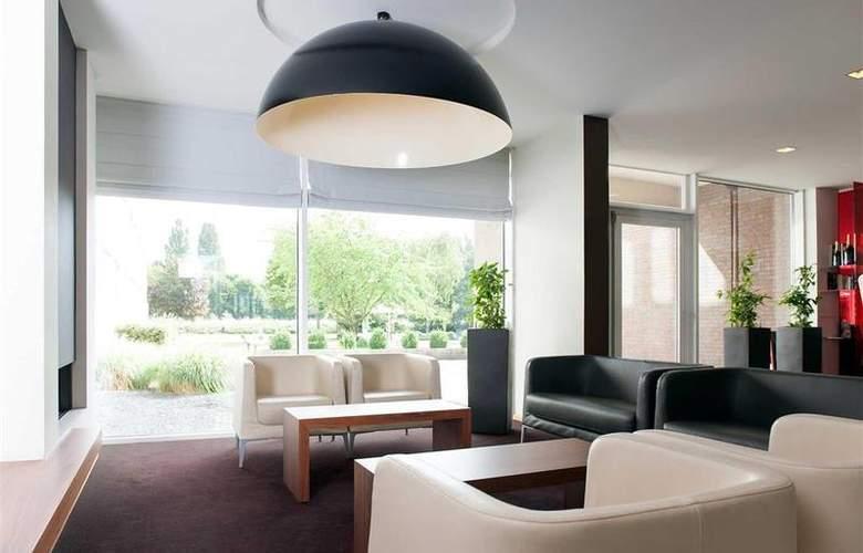 Novotel Antwerpen - Hotel - 36