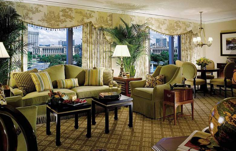 Four Seasons Hotel Philadelphia - Room - 12