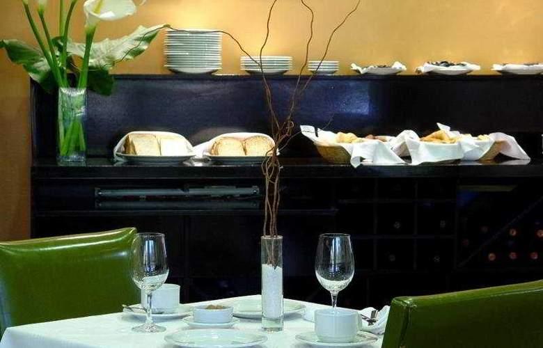 El Portal Suites - Restaurant - 4