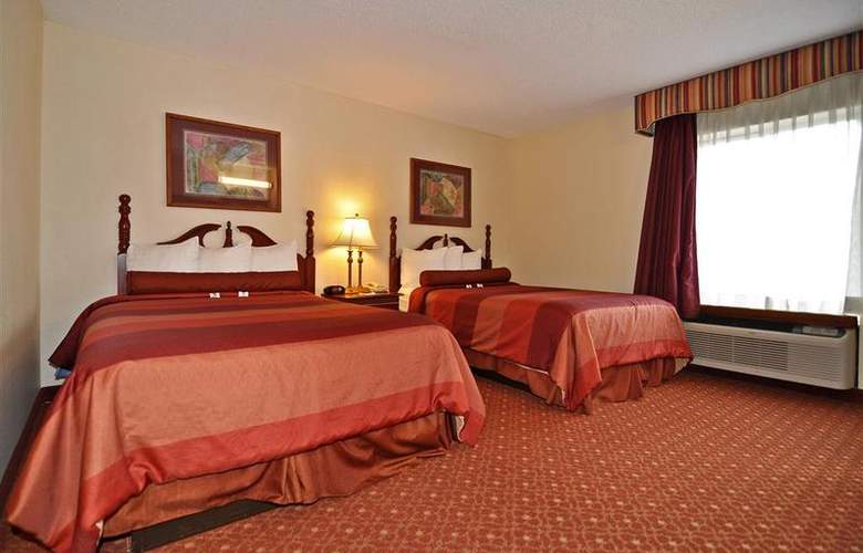 Best Western Plus Carlton Suites - Room - 34