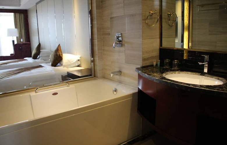Maputo Afecc Gloria hotel - Room - 17