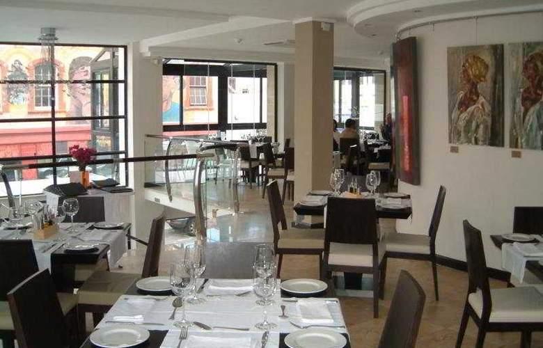 Urban Chic Boutique Hotel - Restaurant - 5