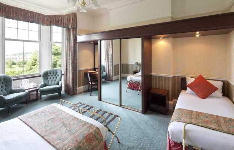 BEST WESTERN Braid Hills Hotel - Hotel - 200