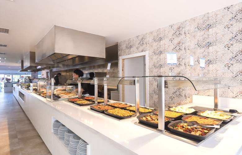 Alcudia Garden Aparthotel - Restaurant - 70