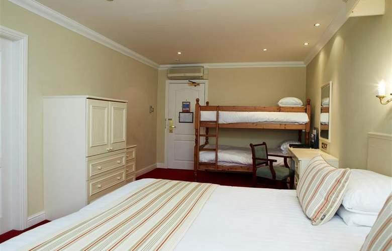 Best Western Consort Hotel - Room - 62