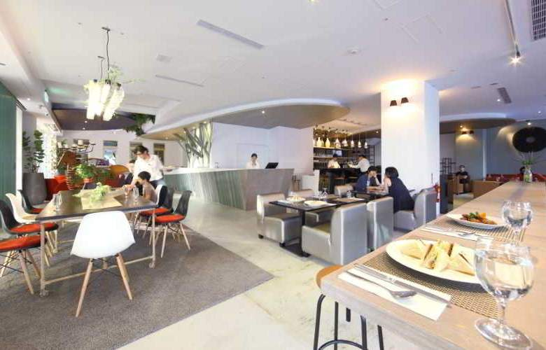 Hotel Day Plus Tamsui - Restaurant - 3