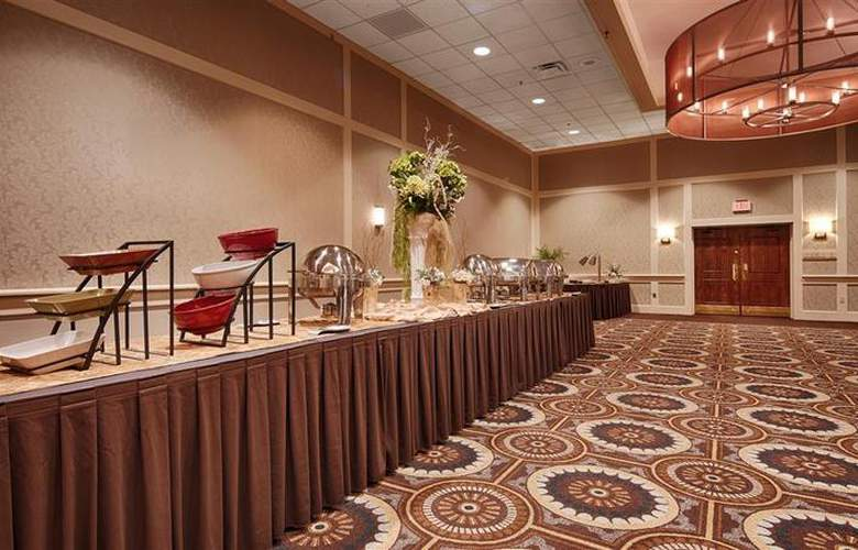 Best Western Premier The Central Hotel Harrisburg - Conference - 50