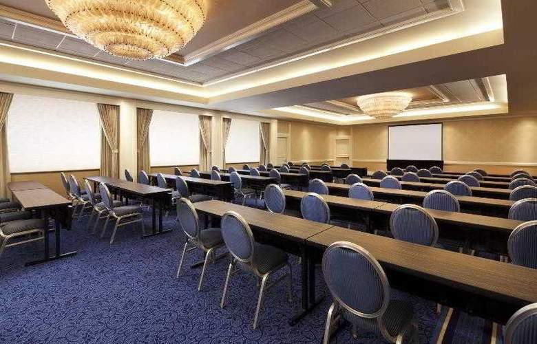 Sheraton San Diego Hotel & Marina - Conference - 49