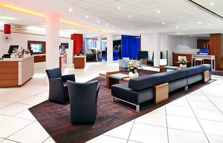 Novotel Sheffield Centre - Hotel - 59