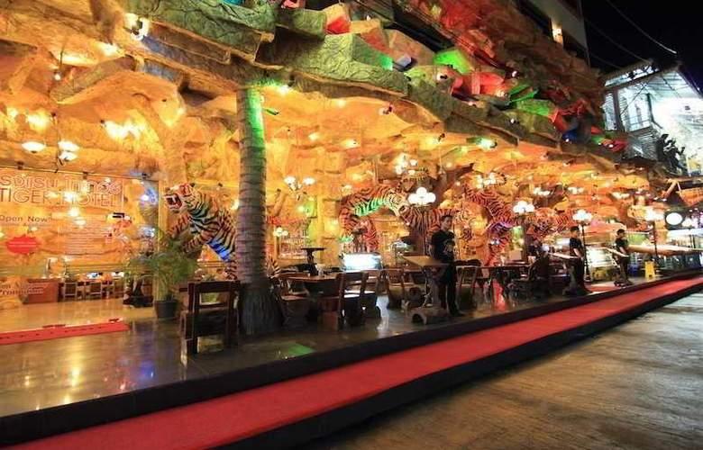 Tiger Hotel - Restaurant - 15